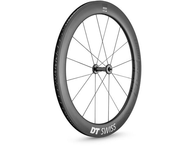 """DT Swiss ARC 1400 Dicut 62 Voorwiel 28"""" Carbon 100/5mm QR"""
